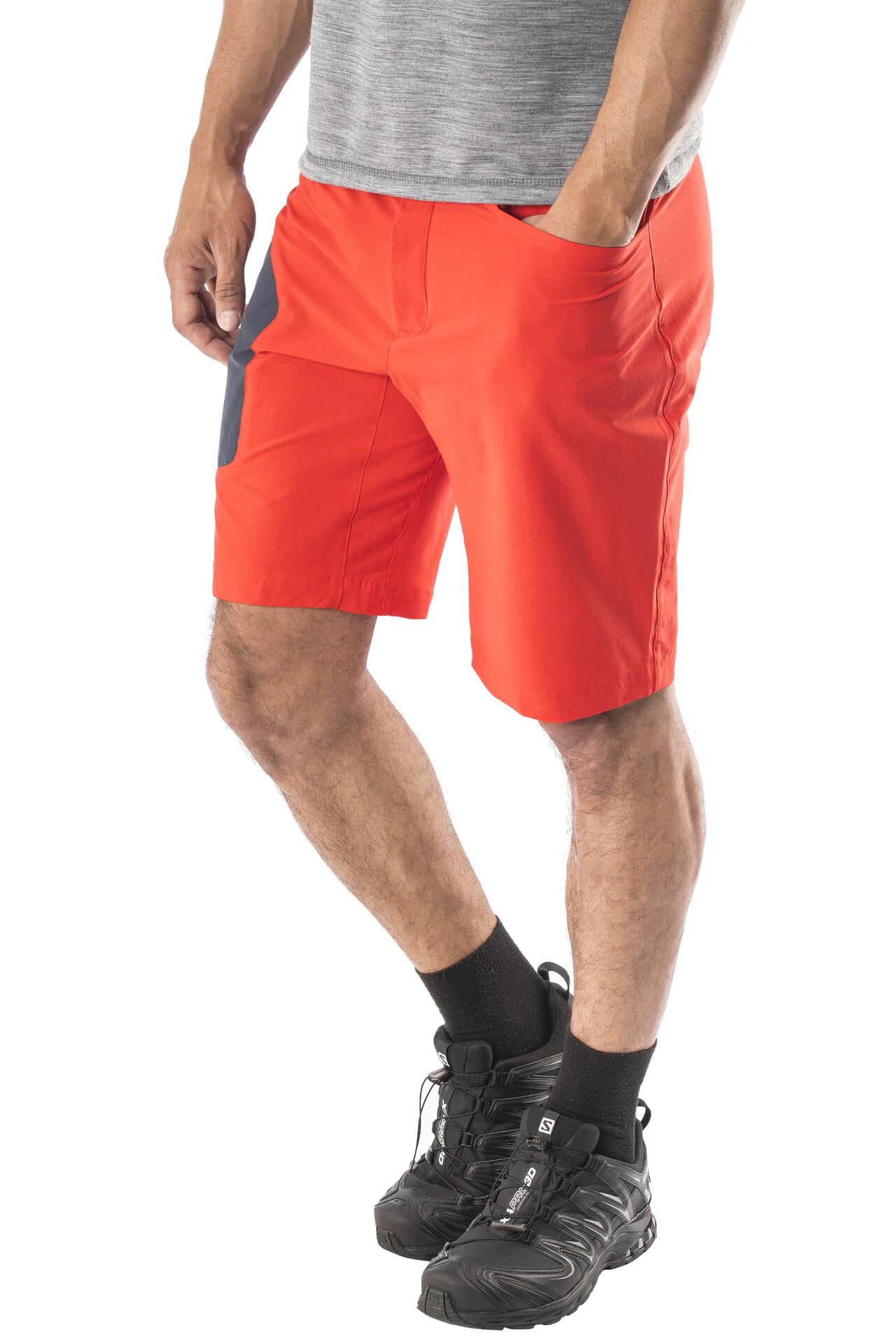 9794178d813e9 Millet trilogy cordura pantalones cortos hombre rojo azul jpg 3840x5760 Pantalones  cortos de hombre